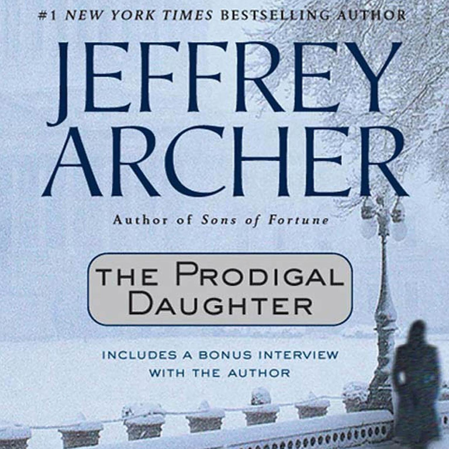 Printable The Prodigal Daughter Audiobook Cover Art