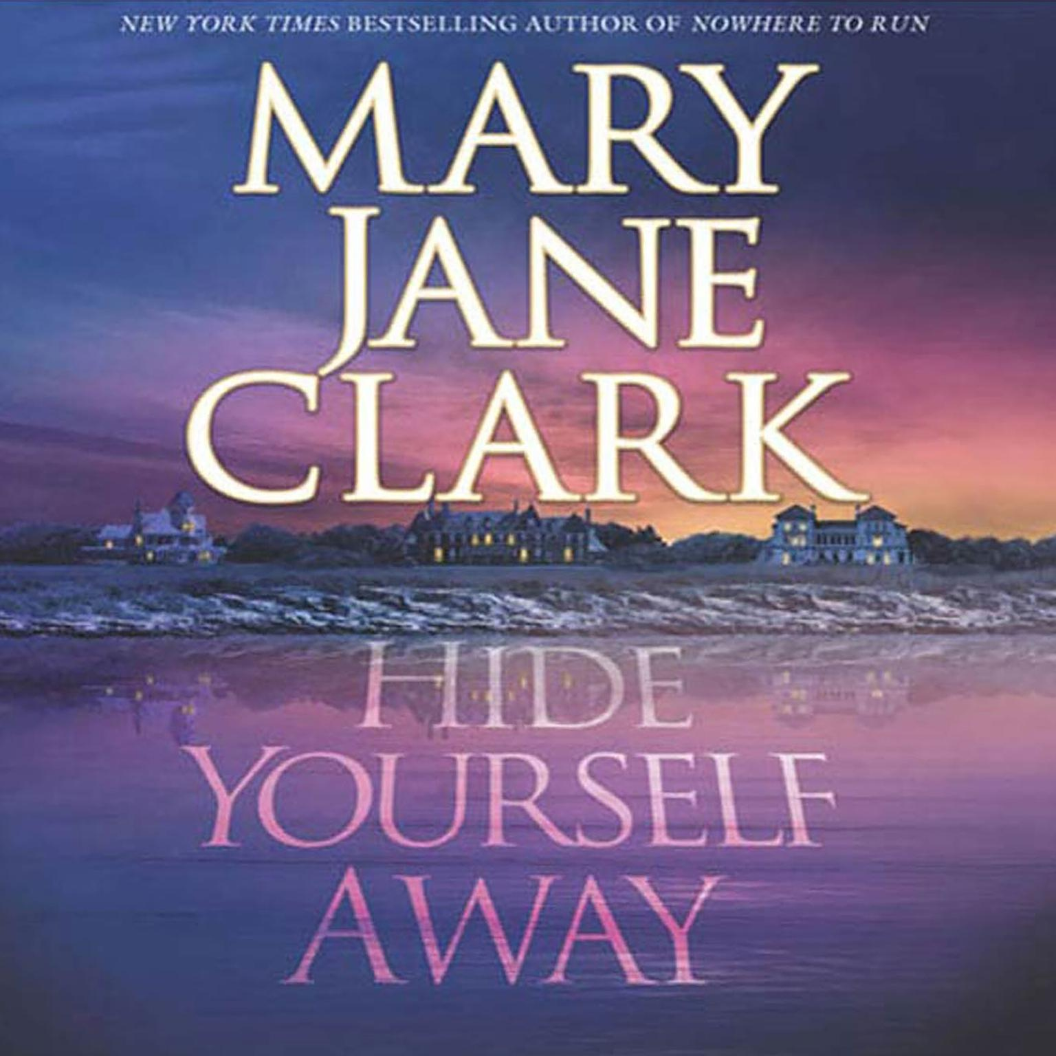 Printable Hide Yourself Away Audiobook Cover Art
