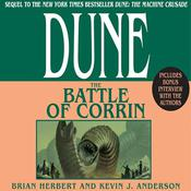 Dune: The Battle of Corrin Audiobook, by Brian Herbert