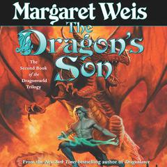 The Dragons Son: The Second Book of the Dragonvarld Trilogy Audiobook, by Joseph Finder, Margaret Weis