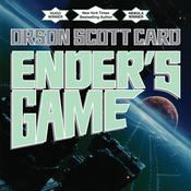 Ender's Game Audiobook, by Orson Scott Card