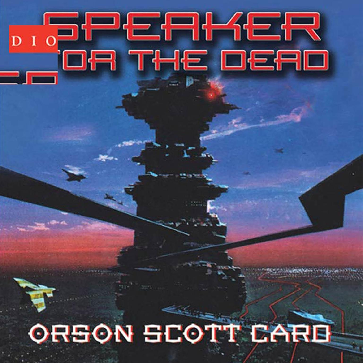Printable Speaker for the Dead: Author's Definitive Edition Audiobook Cover Art