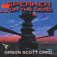 Speaker for the Dead: Authors Definitive Edition Audiobook, by
