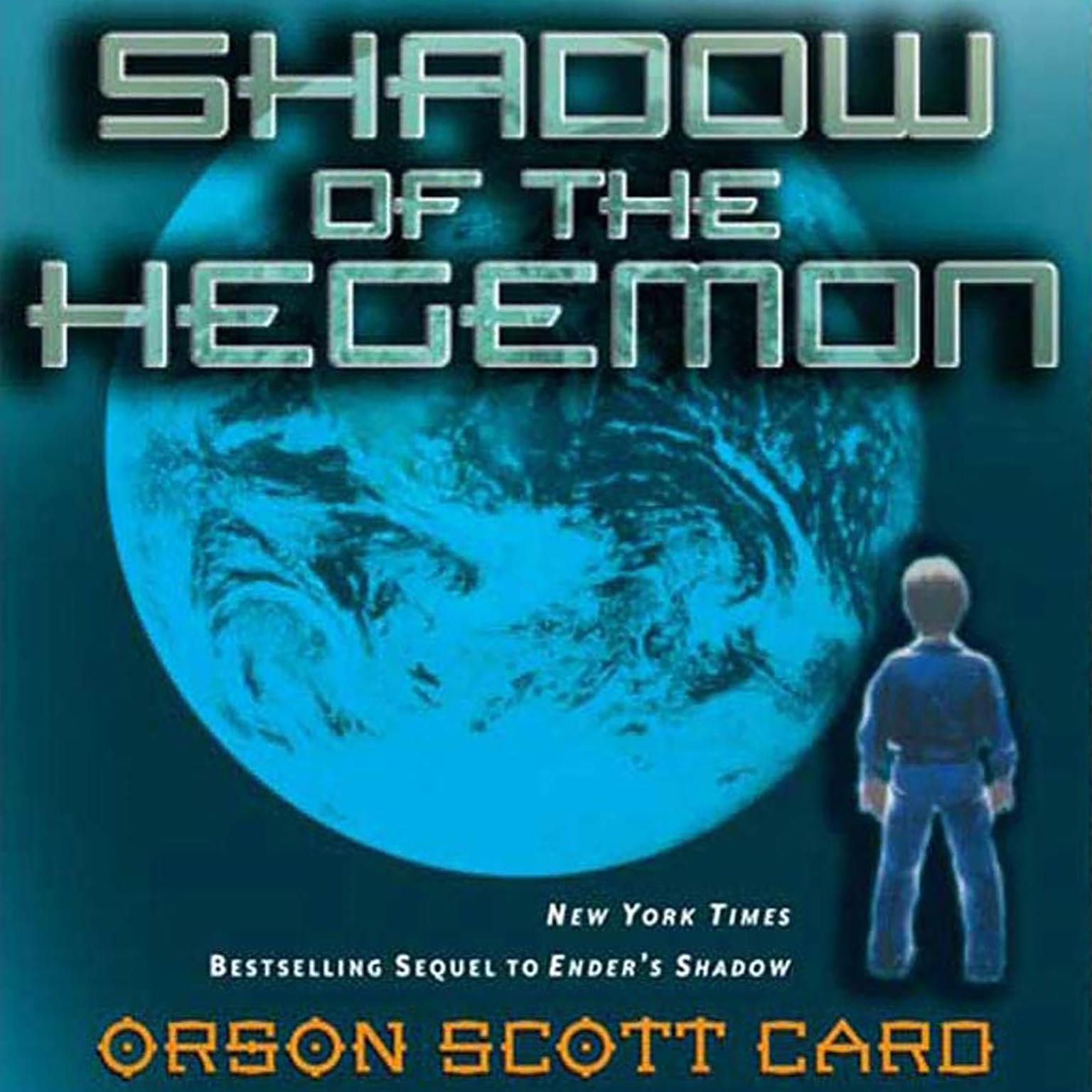 Printable Shadow of the Hegemon: Limited Edition - Leather Bound Audiobook Cover Art