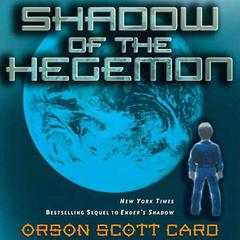 Shadow of the Hegemon: Limited Edition - Leather Bound Audiobook, by Orson Scott Card