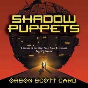 Shadow Puppets: Limited Edition - Leather Bound, by Orson Scott Card