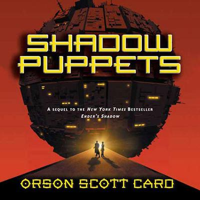 Shadow Puppets: Limited Edition - Leather Bound Audiobook, by Orson Scott Card