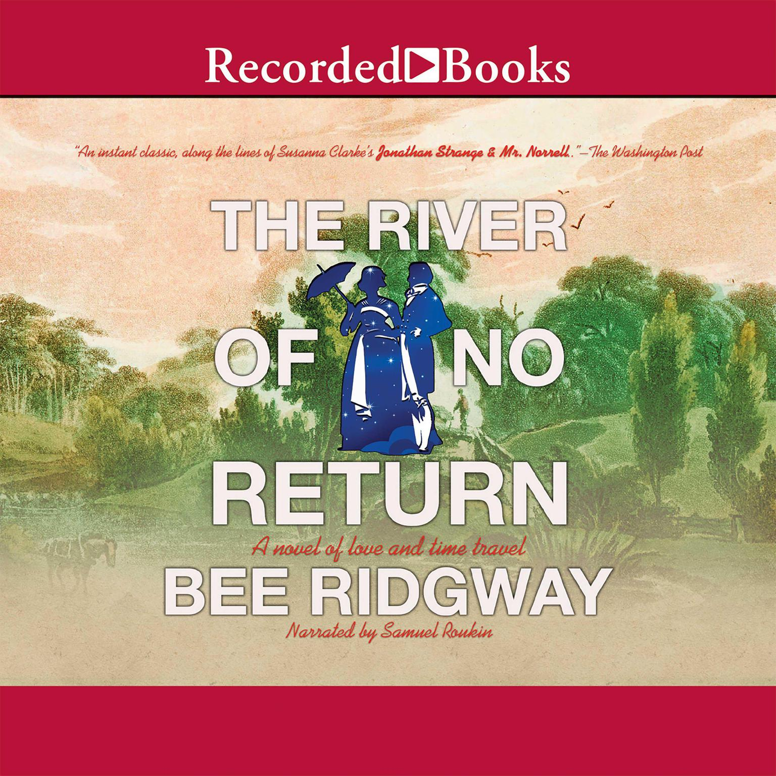 Printable The River of No Return Audiobook Cover Art