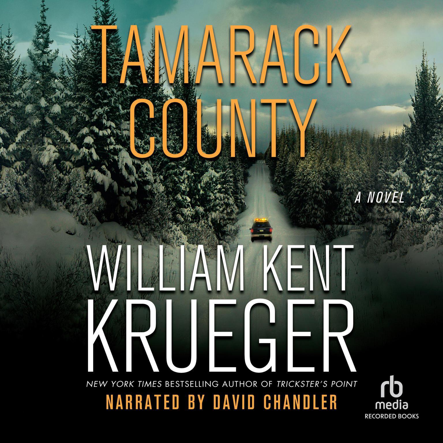 Printable Tamarack County: A Novel Audiobook Cover Art