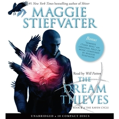 The Dream Thieves: Book 2 of the Raven Boys Audiobook, by Maggie Stiefvater
