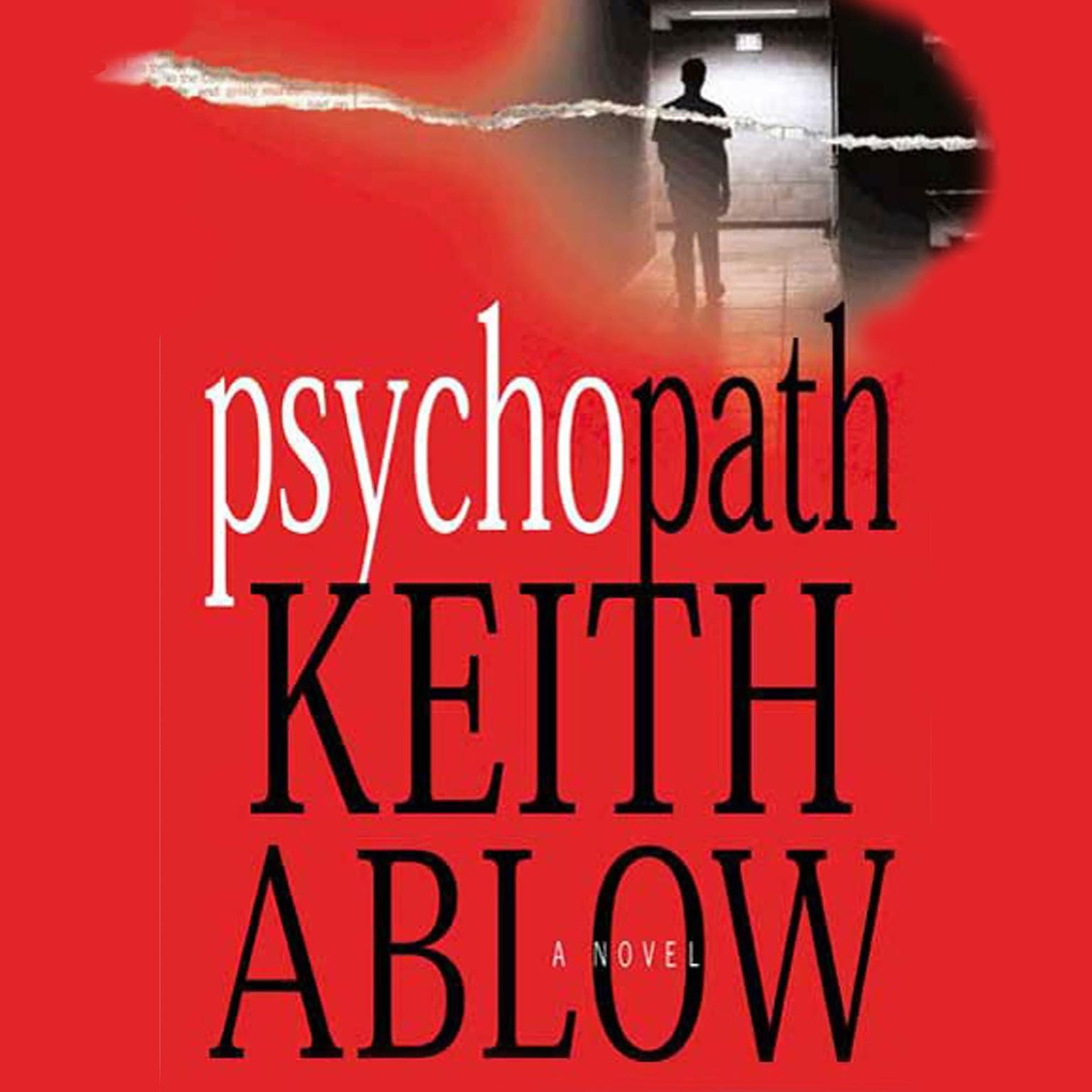 Printable Psychopath: A Novel Audiobook Cover Art