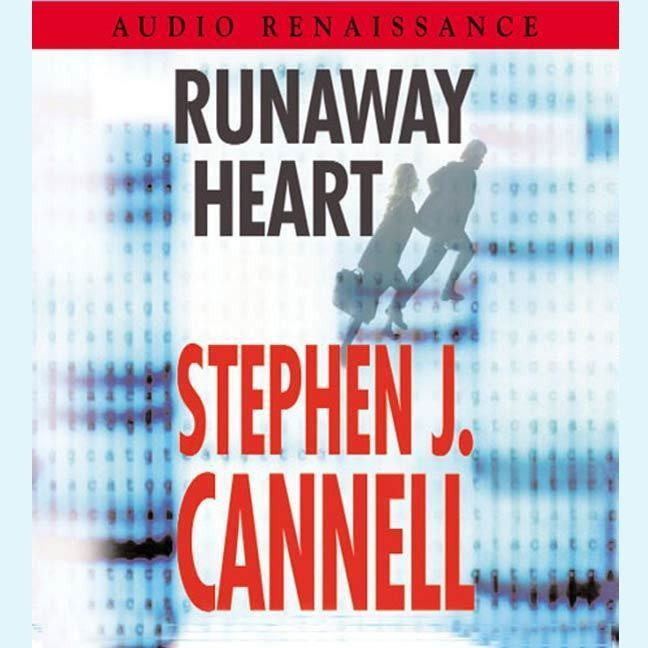 Printable Runaway Heart: A Novel Audiobook Cover Art