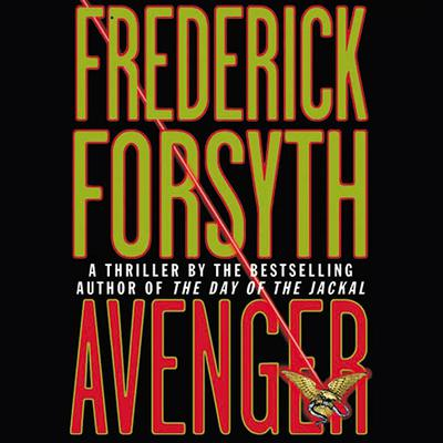 Avenger: A Thriller Audiobook, by