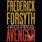 Avenger: A Thriller Audiobook, by Frederick Forsyth
