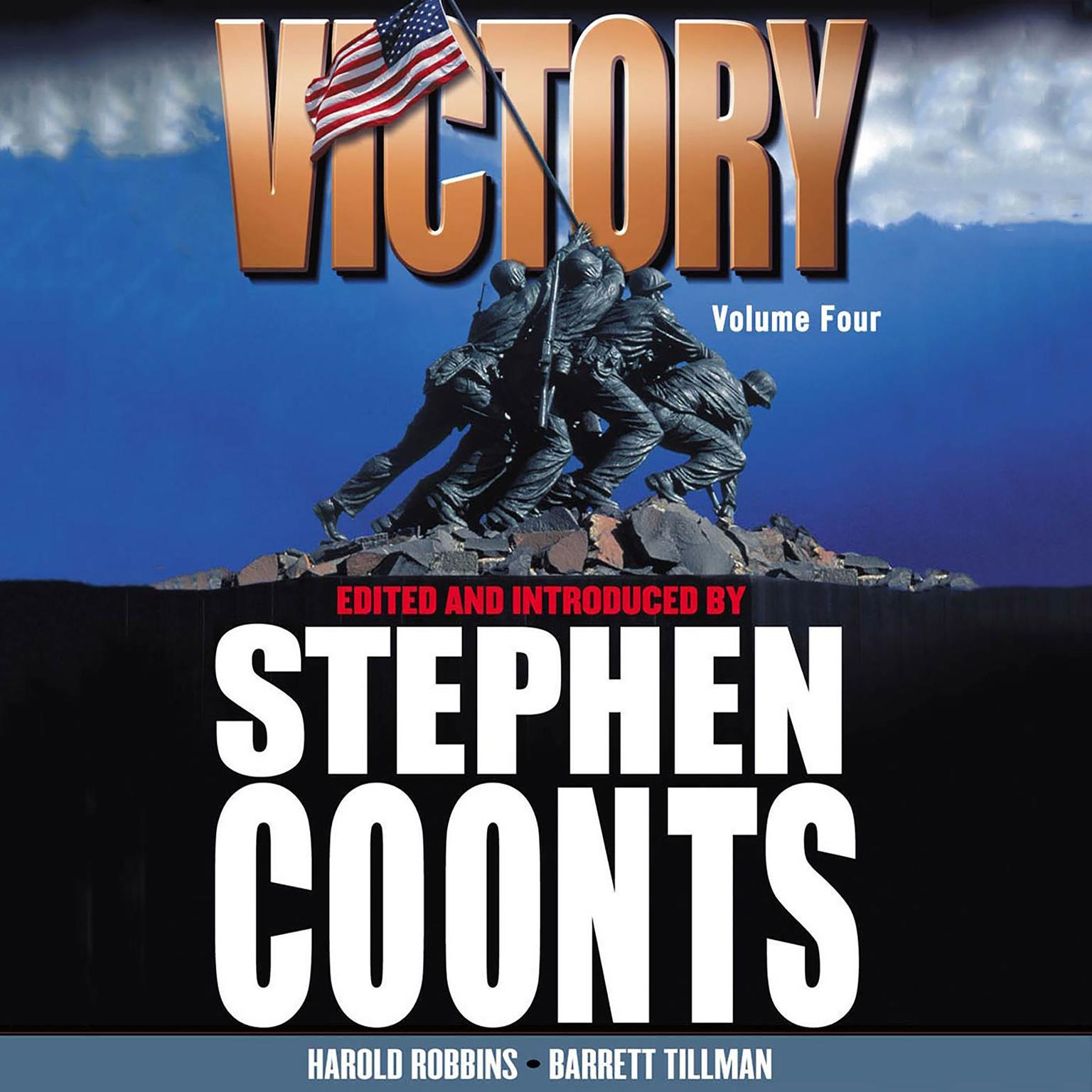 Printable Victory - Volume 4 Audiobook Cover Art