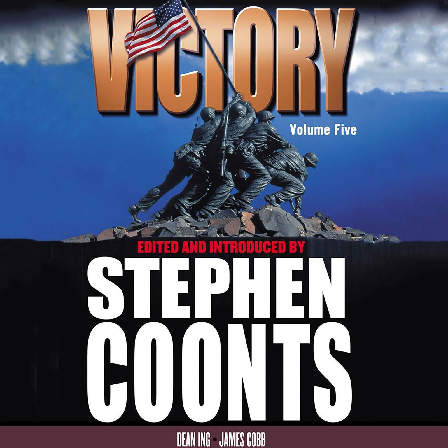 Printable Victory - Volume 5 Audiobook Cover Art