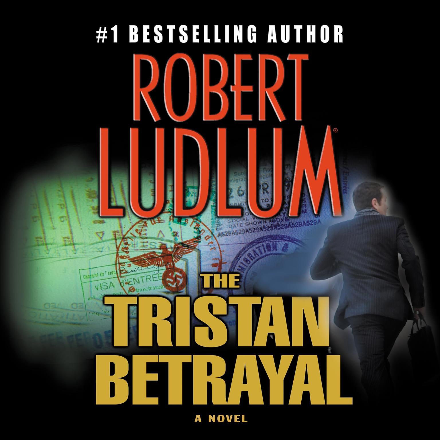Printable The Tristan Betrayal: A Novel Audiobook Cover Art