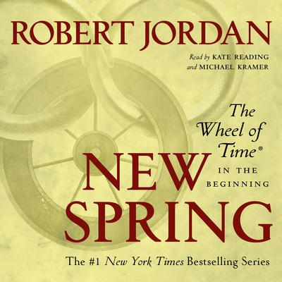 New Spring: The Novel Audiobook, by