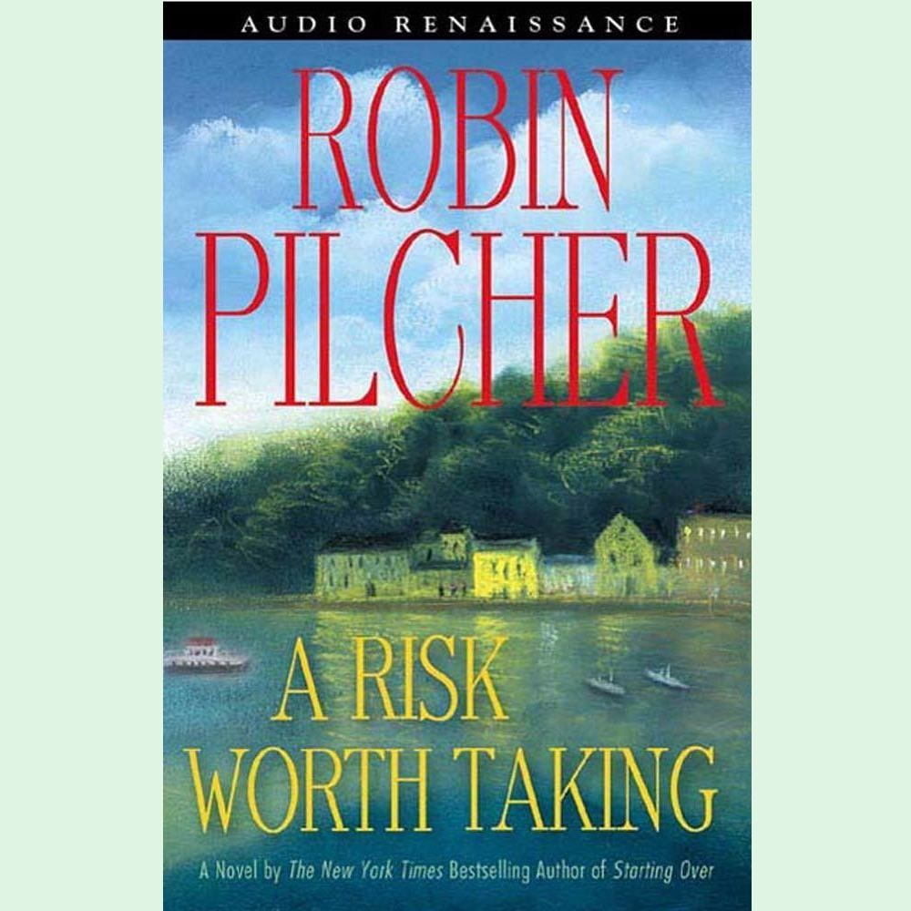 Printable A Risk Worth Taking Audiobook Cover Art