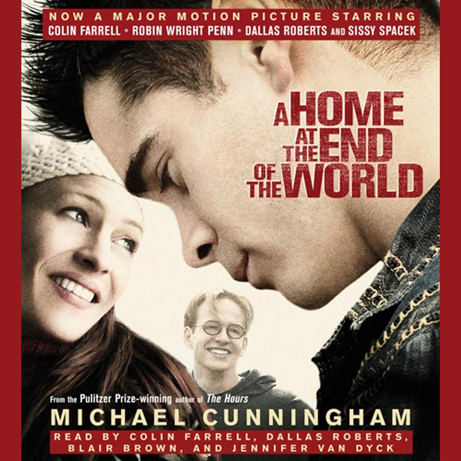 Printable A Home at the End of the World Audiobook Cover Art