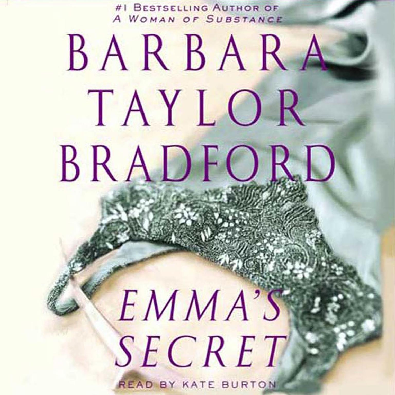 Printable Emma's Secret: A Novel of the Harte Family Audiobook Cover Art