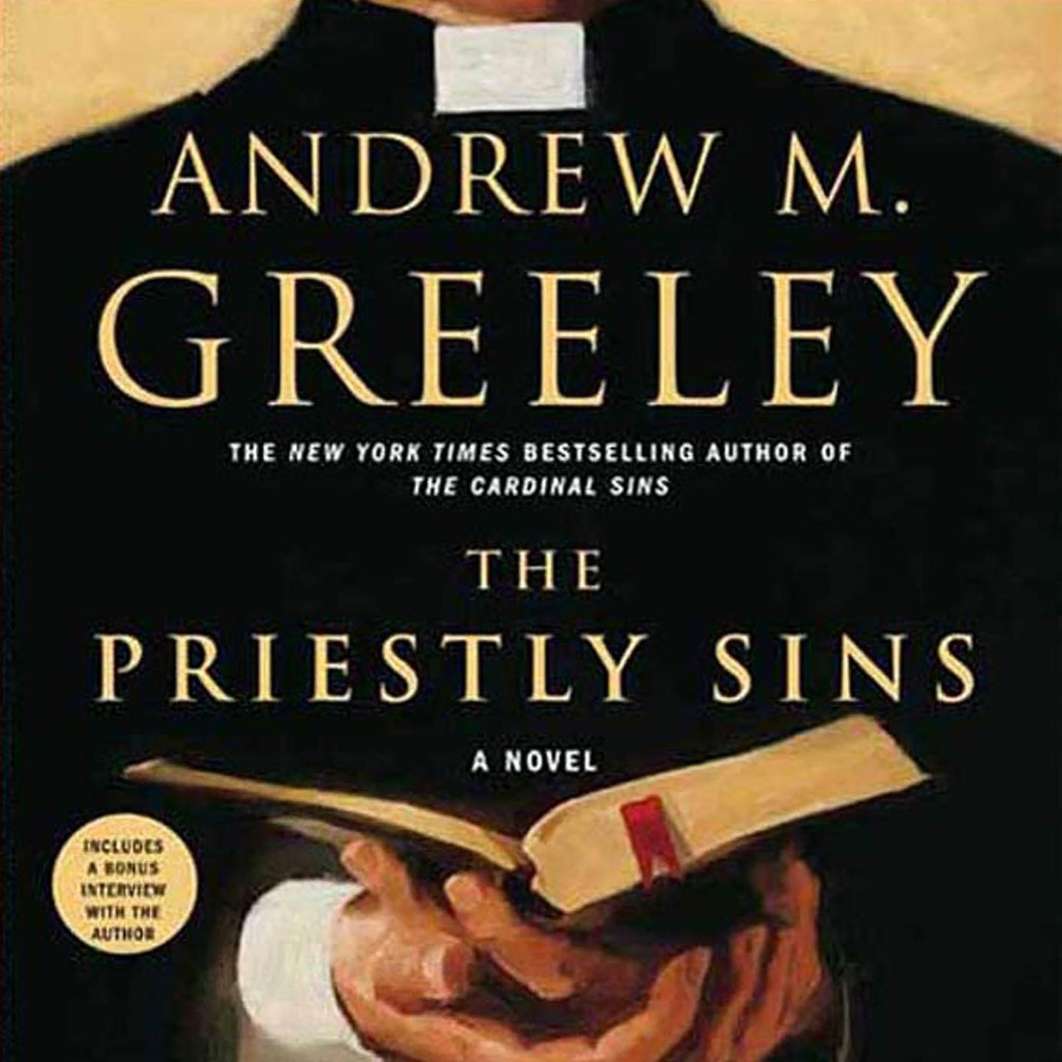 Printable The Priestly Sins: A Novel Audiobook Cover Art