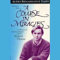 Selections from A Course in Miracles: Contains Accept This Gift, A Gift of Healing, and A Gift of Peace Audiobook, by Frances Vaughn, Frances Vaughan, Roger Walsh