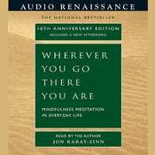 Wherever You Go, There You Are: Mindfulness Meditation in Everyday Life, by Jon Kabat-Zinn, Jon Kabat-Zinn, Ph.D.