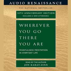 Wherever You Go, There You Are: Mindfulness Meditation in Everyday Life Audiobook, by Jon Kabat-Zinn