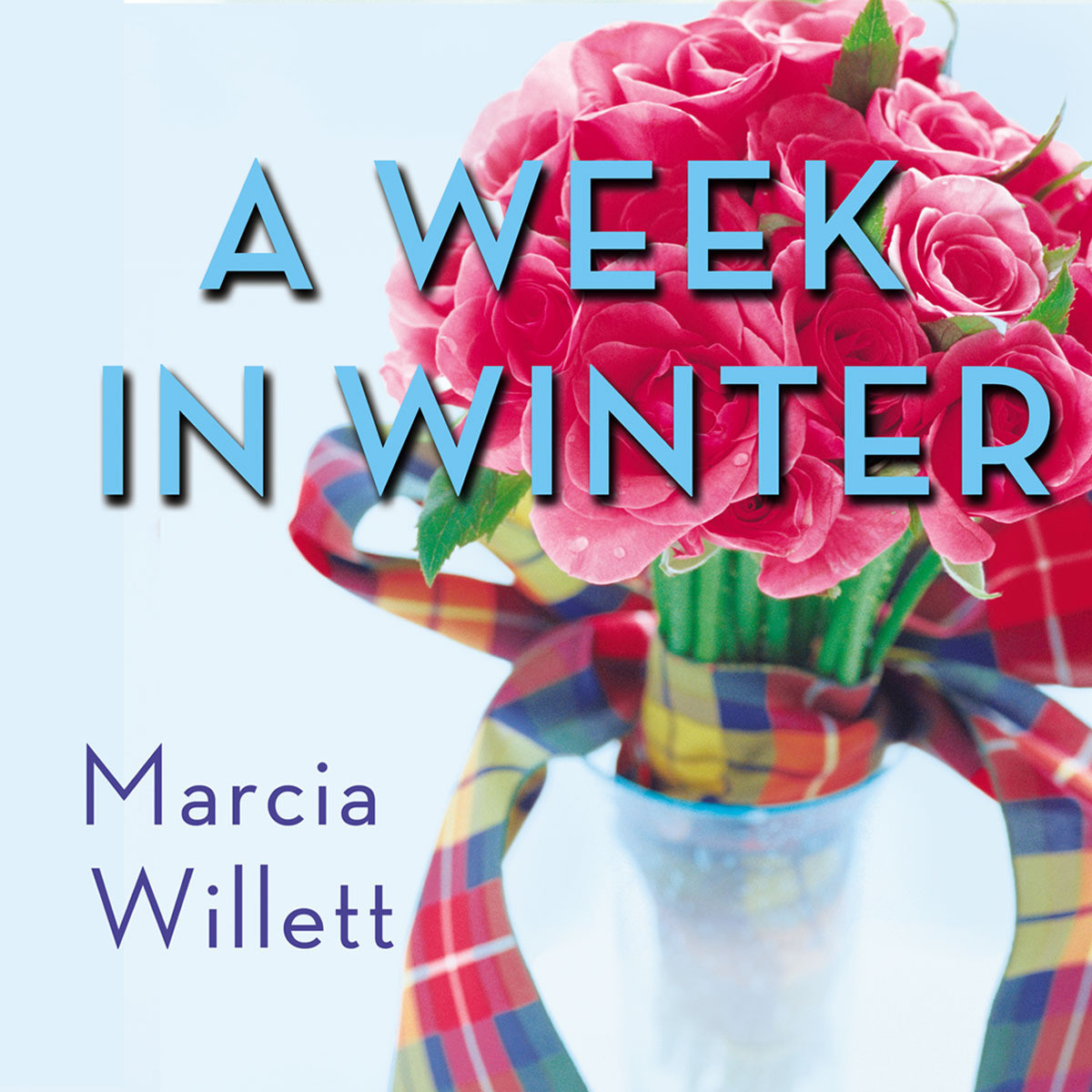 Printable A Week in Winter: A Novel Audiobook Cover Art