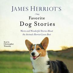 James Herriots Favorite Dog Stories Audiobook, by James Herriot