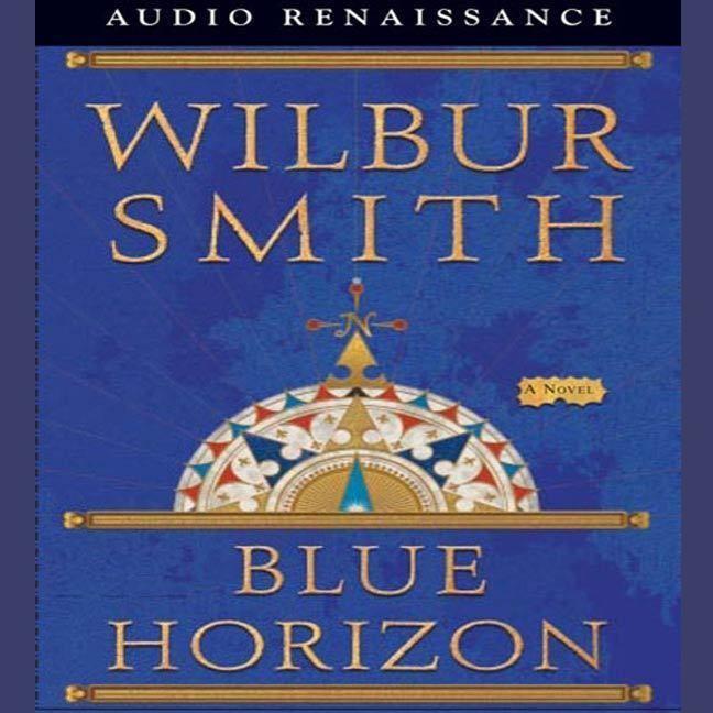 Printable Blue Horizon Audiobook Cover Art
