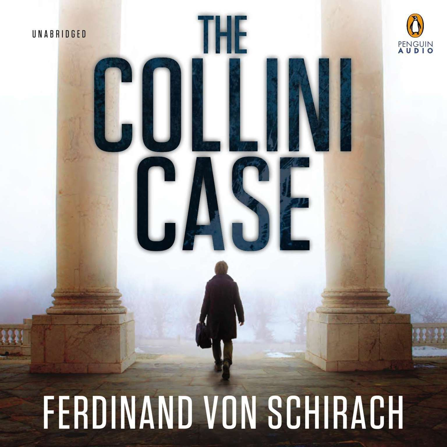 Printable The Collini Case Audiobook Cover Art