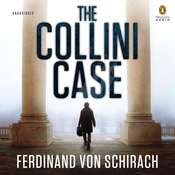 The Collini Case Audiobook, by Ferdinand von Schirach