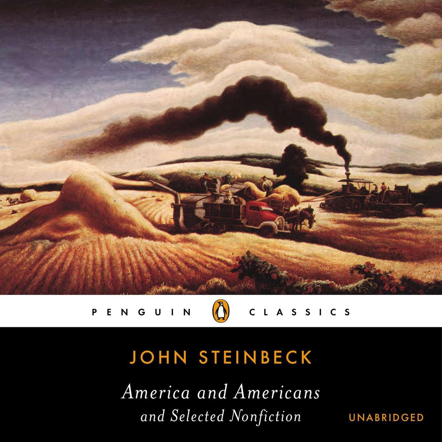 hear america and americans and selected nonfiction audiobook by extended audio sample america and americans and selected nonfiction audiobook by john steinbeck