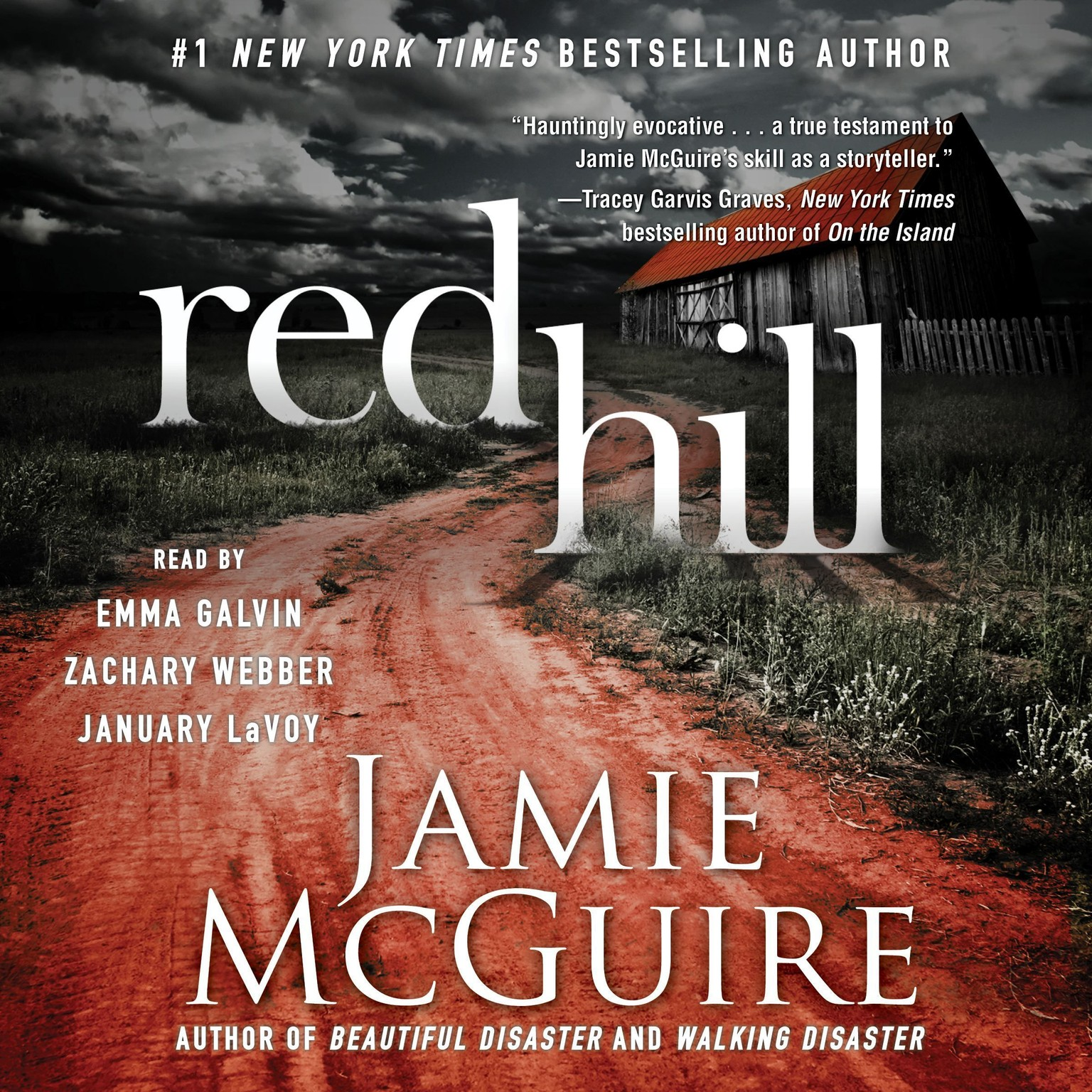 Printable Red Hill: A Novel Audiobook Cover Art