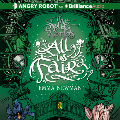 All Is Fair Audiobook, by Emma Newman