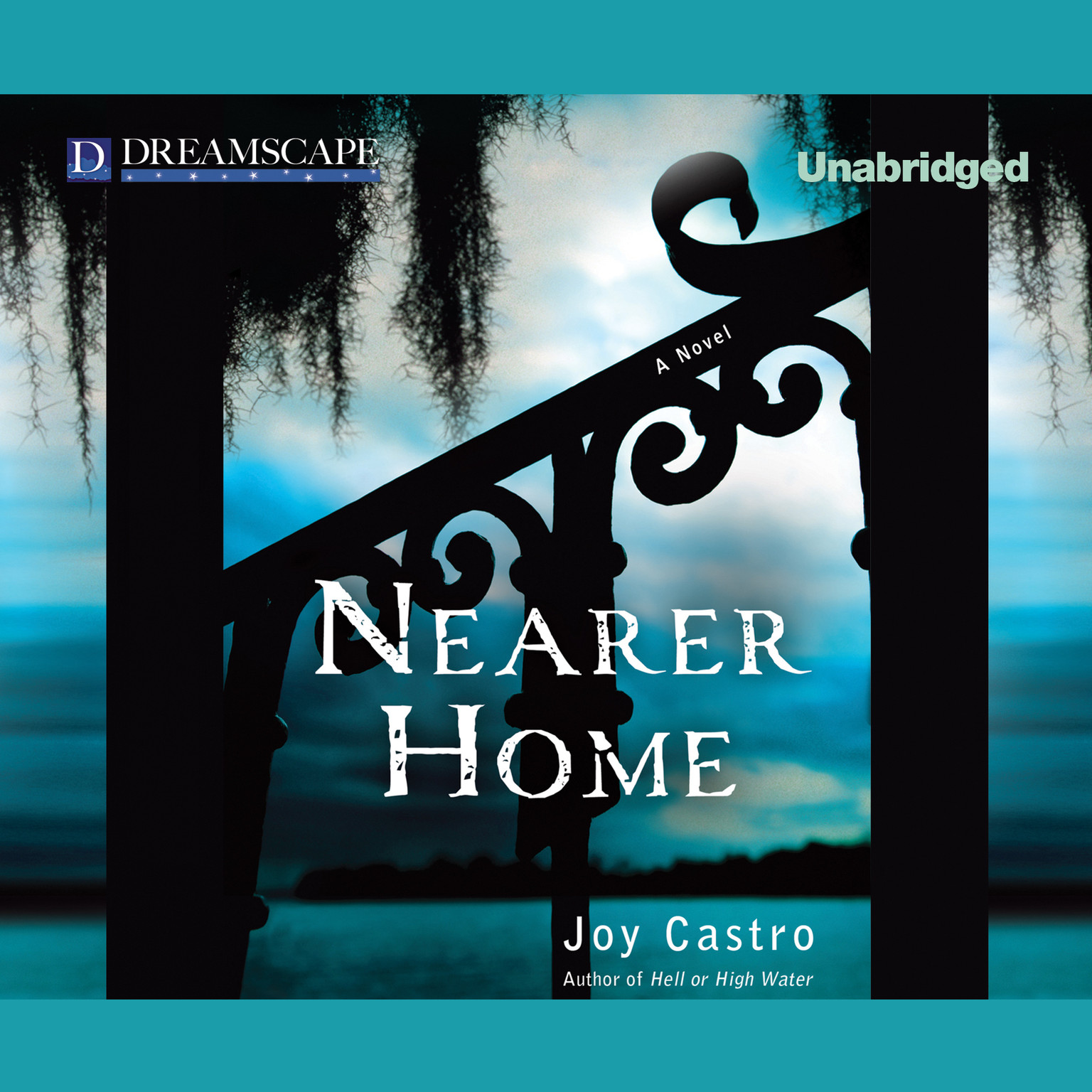 Printable Nearer Home Audiobook Cover Art