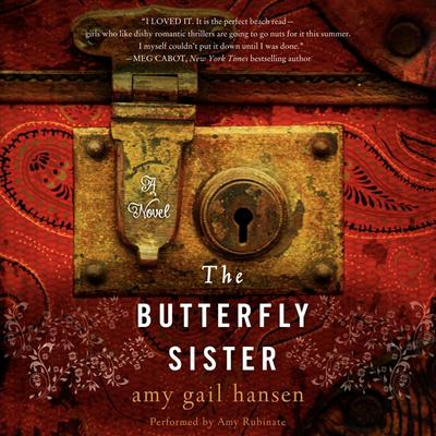 The Butterfly Sister: A Novel Audiobook, by Amy Gail Hansen