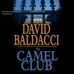 The Camel Club Audiobook, by David Baldacci