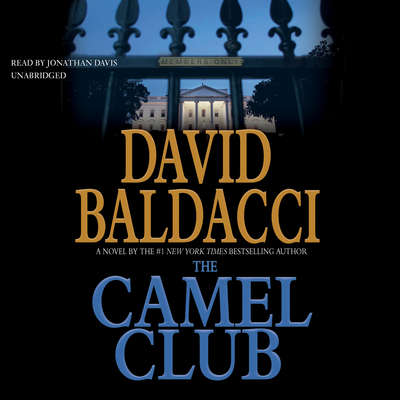 The Camel Club Audiobook, by