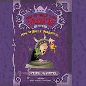 How to Speak Dragonese, by Cressida Cowell