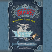 How to Ride a Dragon's Storm Audiobook, by Cressida Cowell