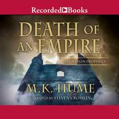 Death of an Empire Audiobook, by M. K. Hume