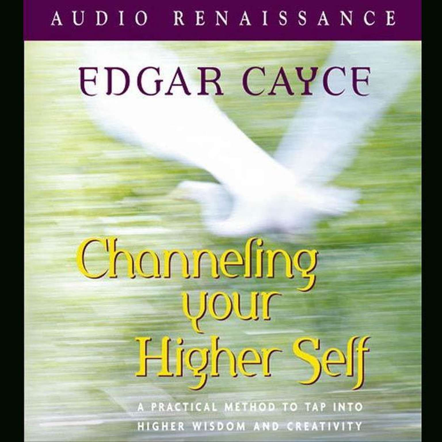 Printable Channeling Your Higher Self: A Practical Method to Tap into Higher Wisdom and Creativity Audiobook Cover Art