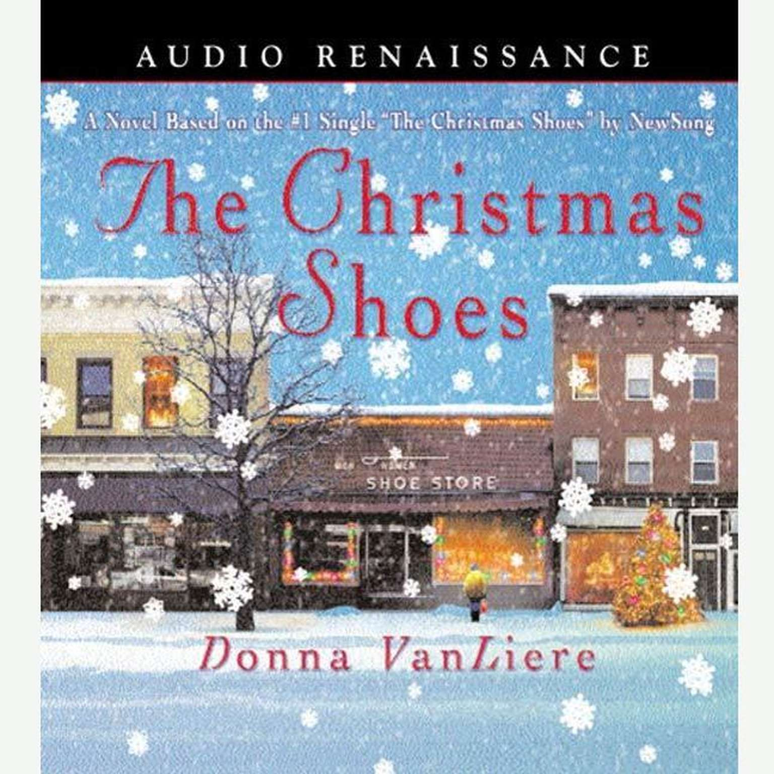 Printable The Christmas Shoes: A Novel Audiobook Cover Art