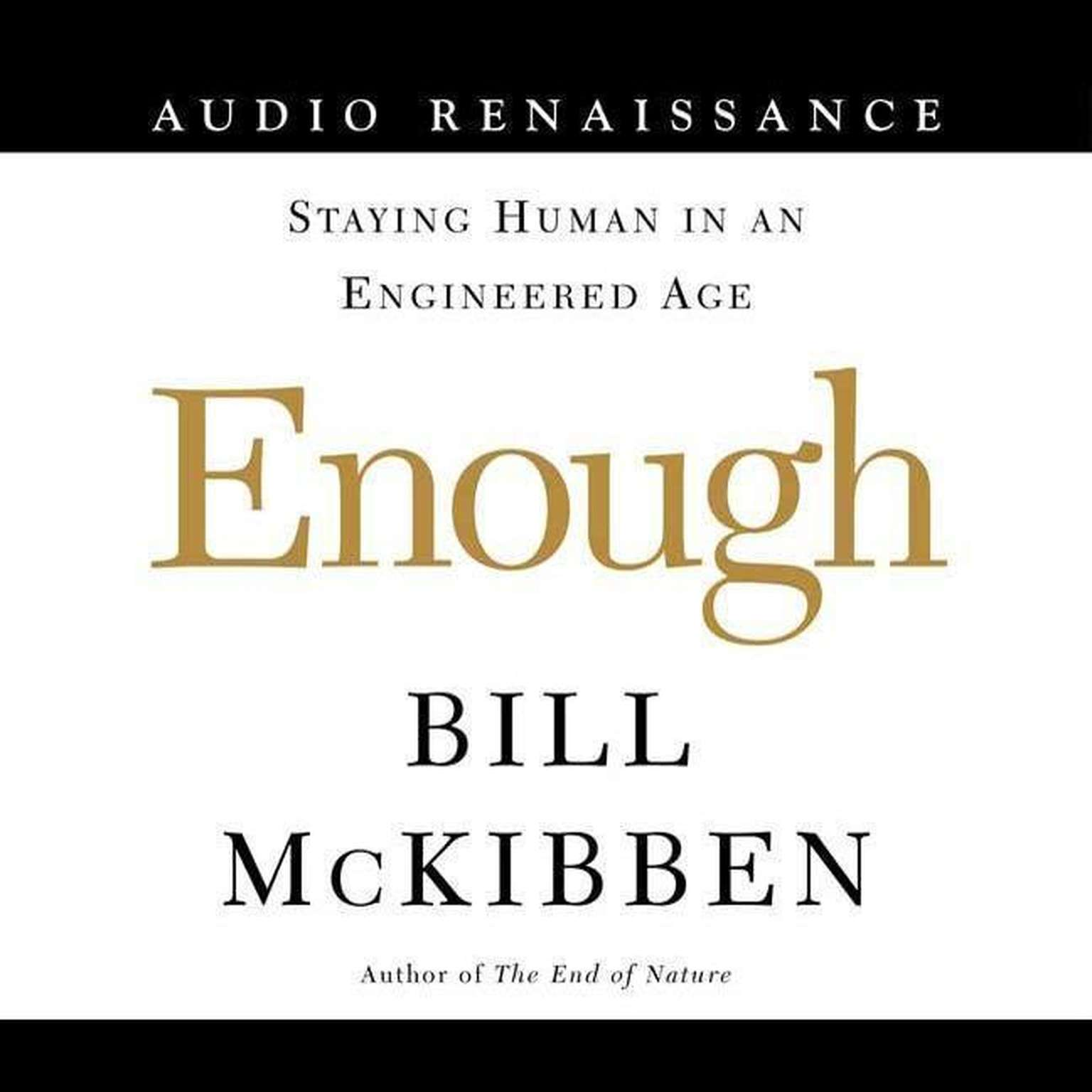 Printable Enough: Staying Human in an Engineered Age Audiobook Cover Art