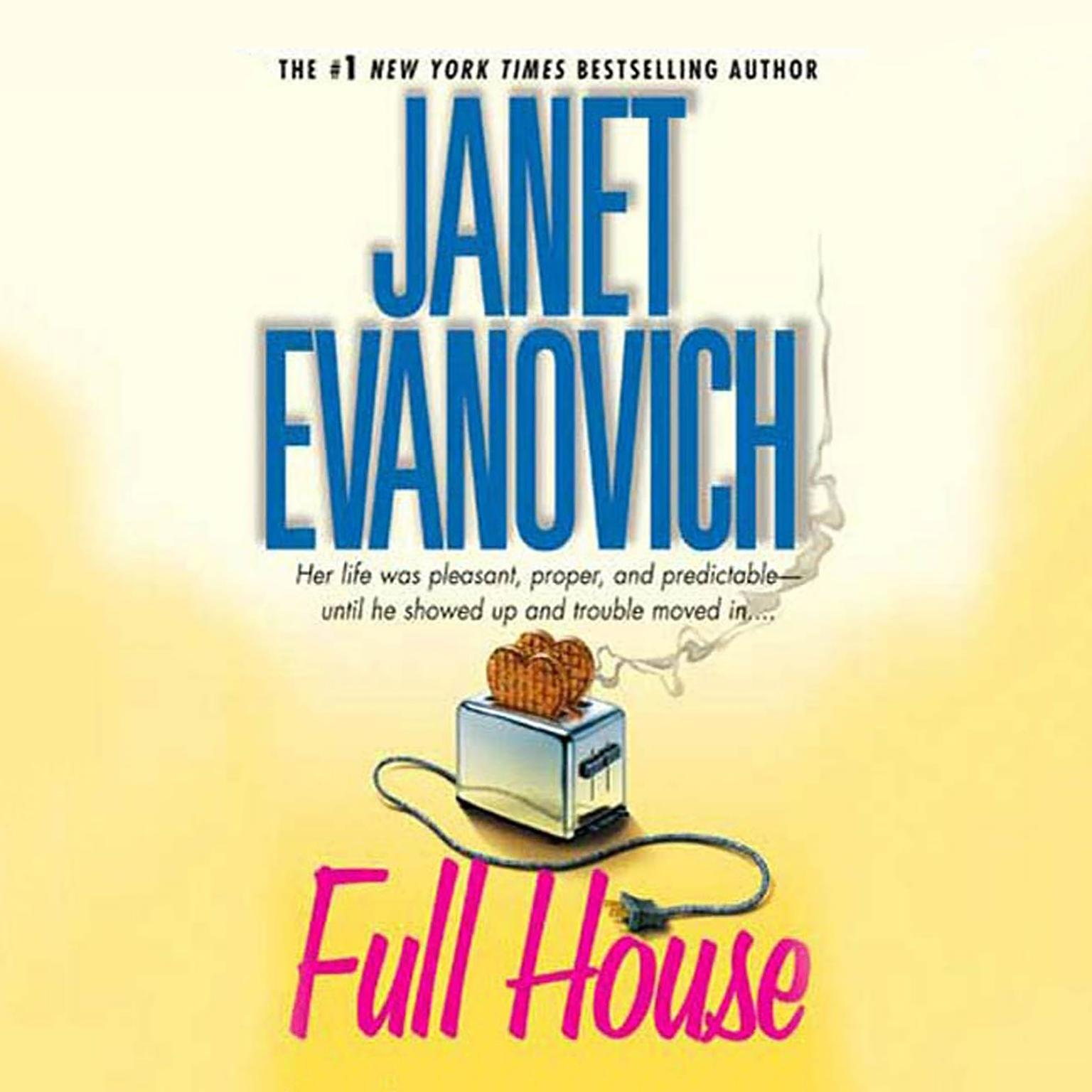 Printable Full House Audiobook Cover Art