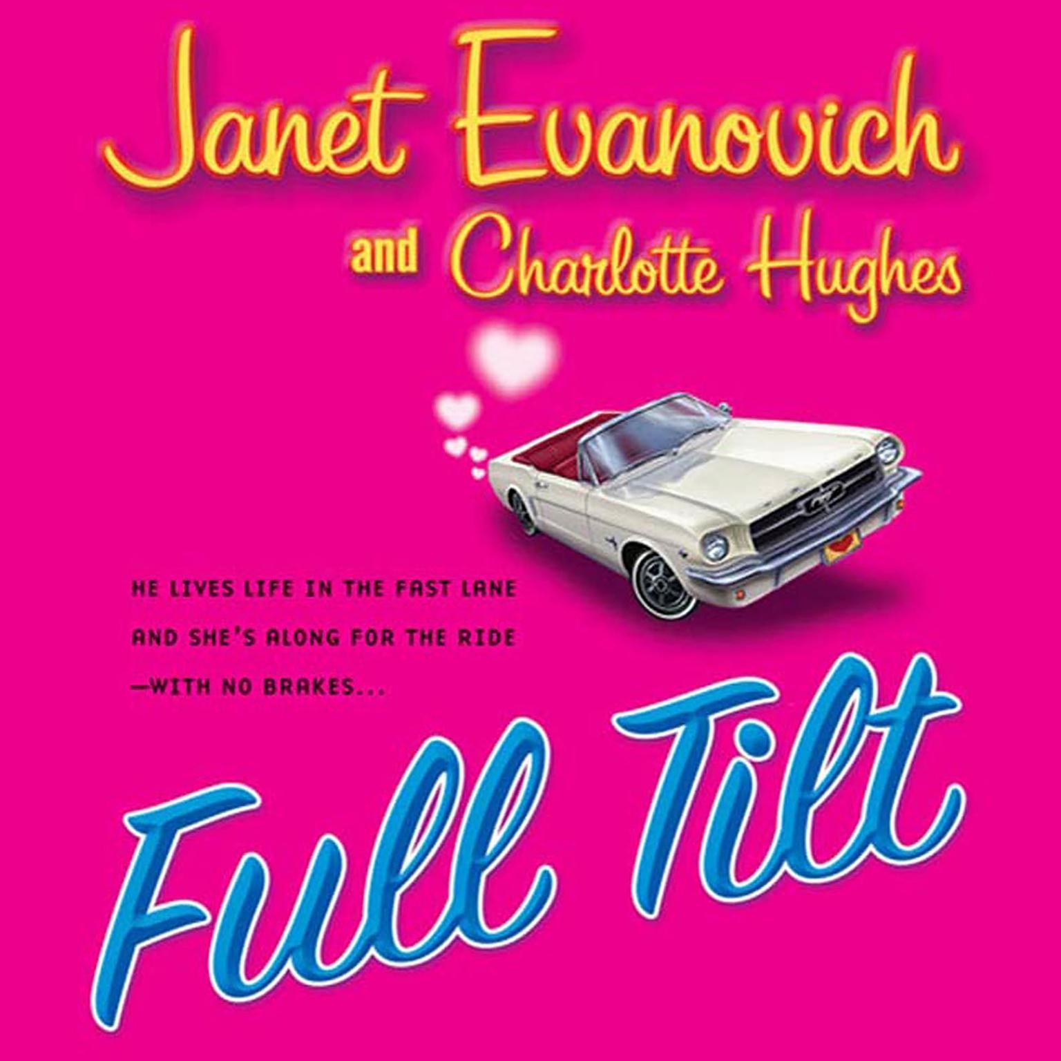 Printable Full Tilt: A Novel Audiobook Cover Art