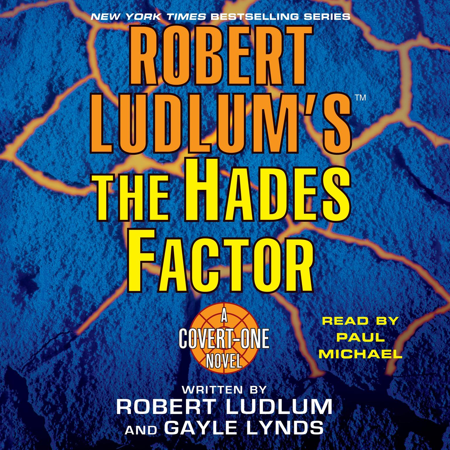 Printable Robert Ludlum's The Hades Factor: A Covert-One Novel Audiobook Cover Art